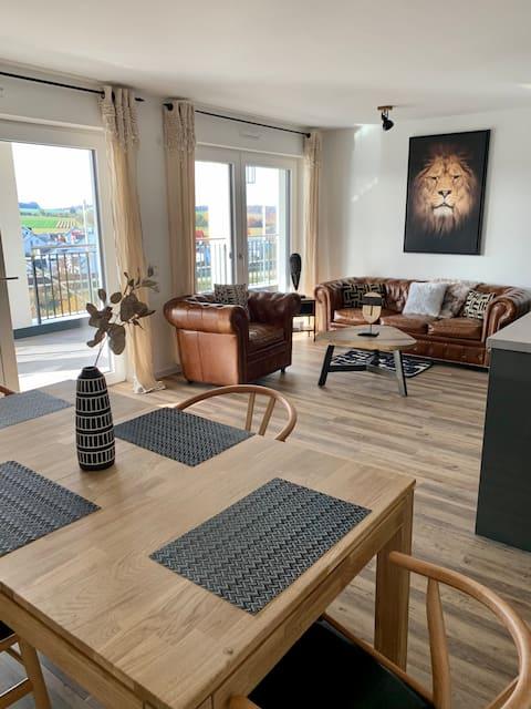 Apartmán ( novostavba) s panoramatickým výhľadom