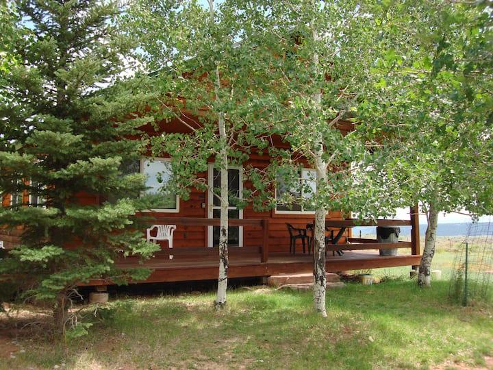 Aspen Grove Cabin (Near Moab, UT)