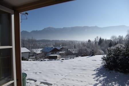 Studio Murnauer Moos mit Alpenblick - Murnau