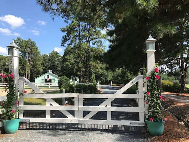 Carriage House in Southern Pines Horse Country