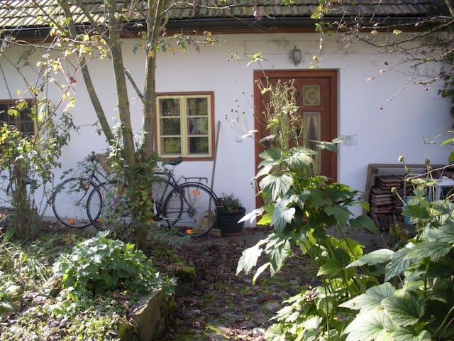 Austrian farmhouse built round 1700 - Gries bei Oberndorf - Lejlighed
