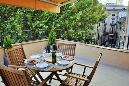 Apartment in the center town - Figueres - Byt
