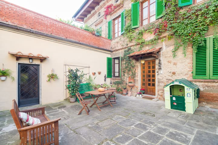 La casa in Castelvecchio - Borgo San Lorenzo - Departamento
