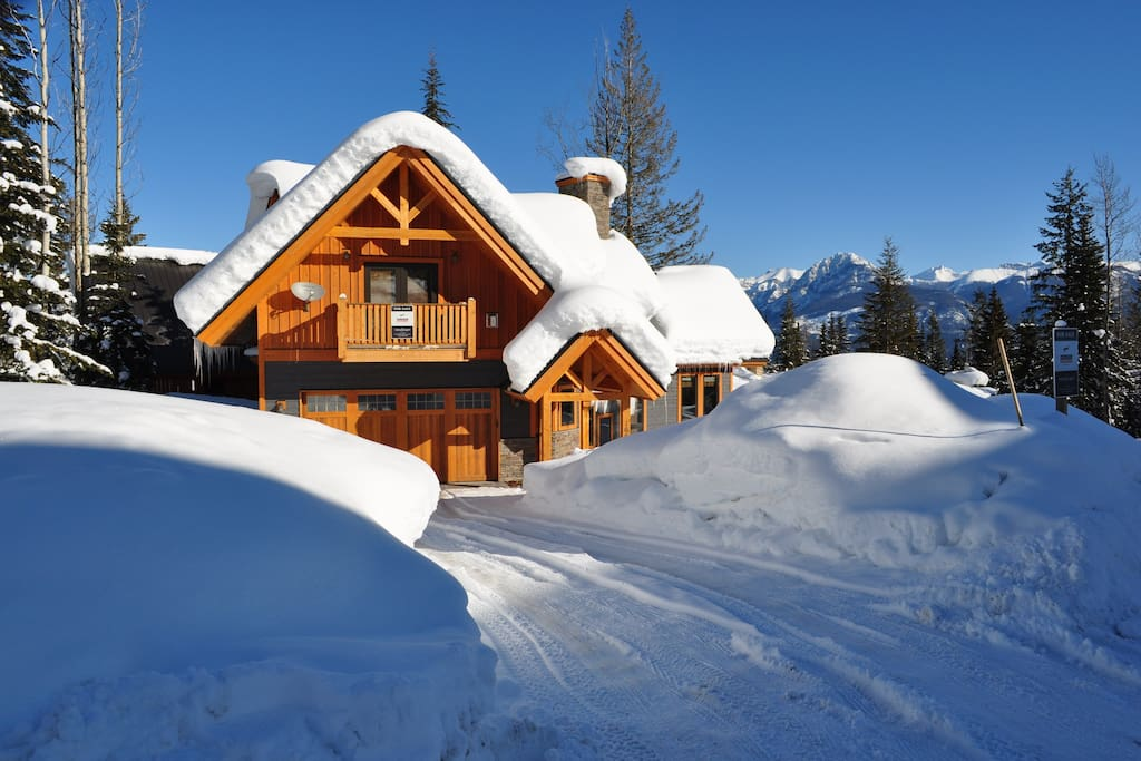 Plenty of snow for the winter enthusiast