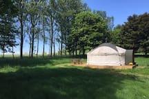 Hobbit Yurt