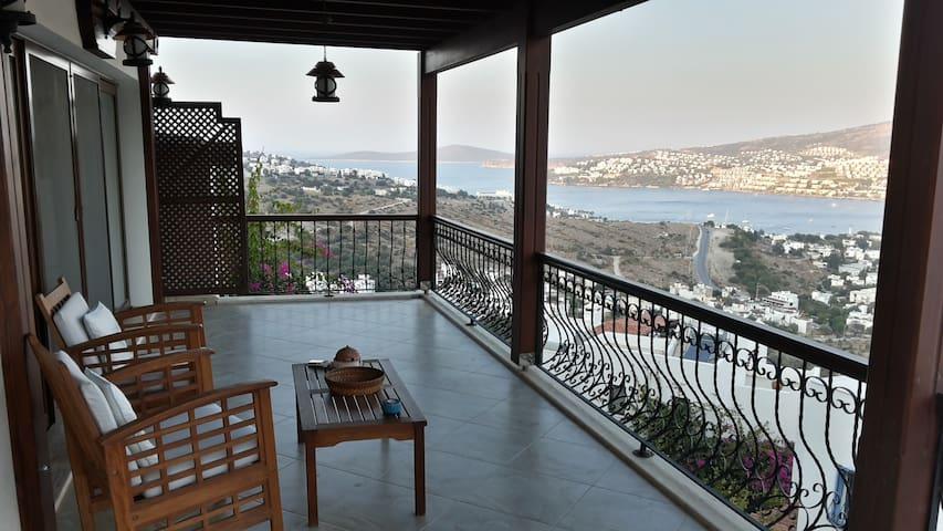 Amazing View @ Bodrum, Gündoğan - Bodrum - Villa