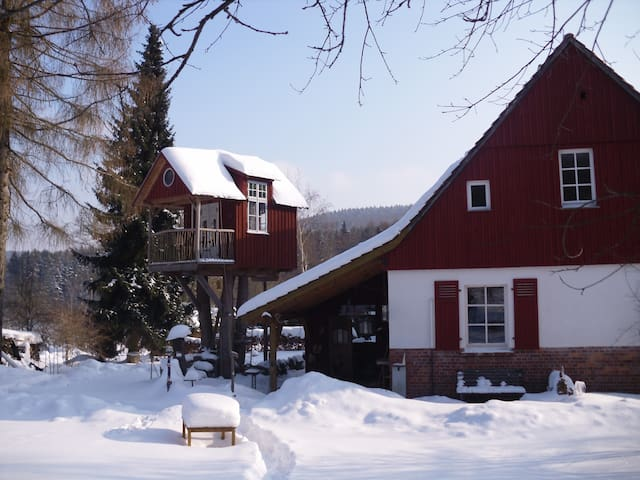 Wo Fuchs & Hase  - Moringen - Apartamento
