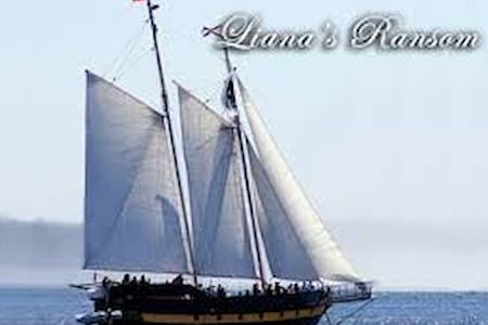 Tall Ship Liana's Ransom - Philipsburg