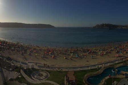 Departamento La Herradura, Acceso directo a playa
