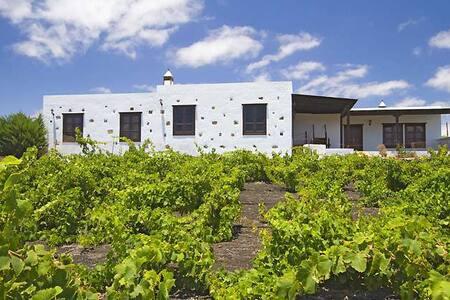 Villa TEZIGAS in Teseguite for 12  - Teseguite - Rumah