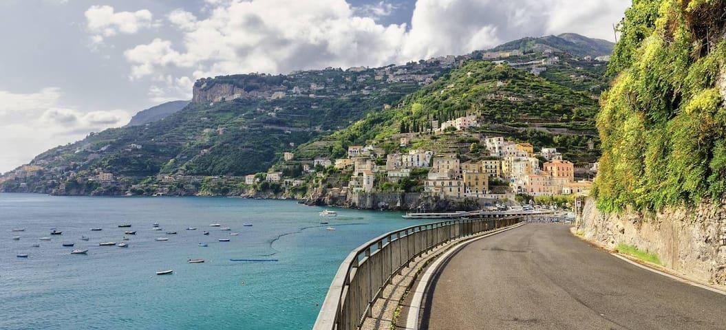 Maison Occhi Ovunque - Amalfi Coast - Maiori - Hus