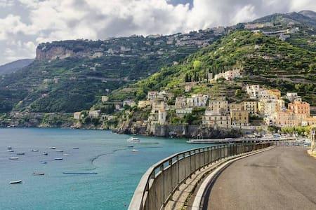 Maison Occhi Ovunque - Amalfi Coast - Maiori - Ház