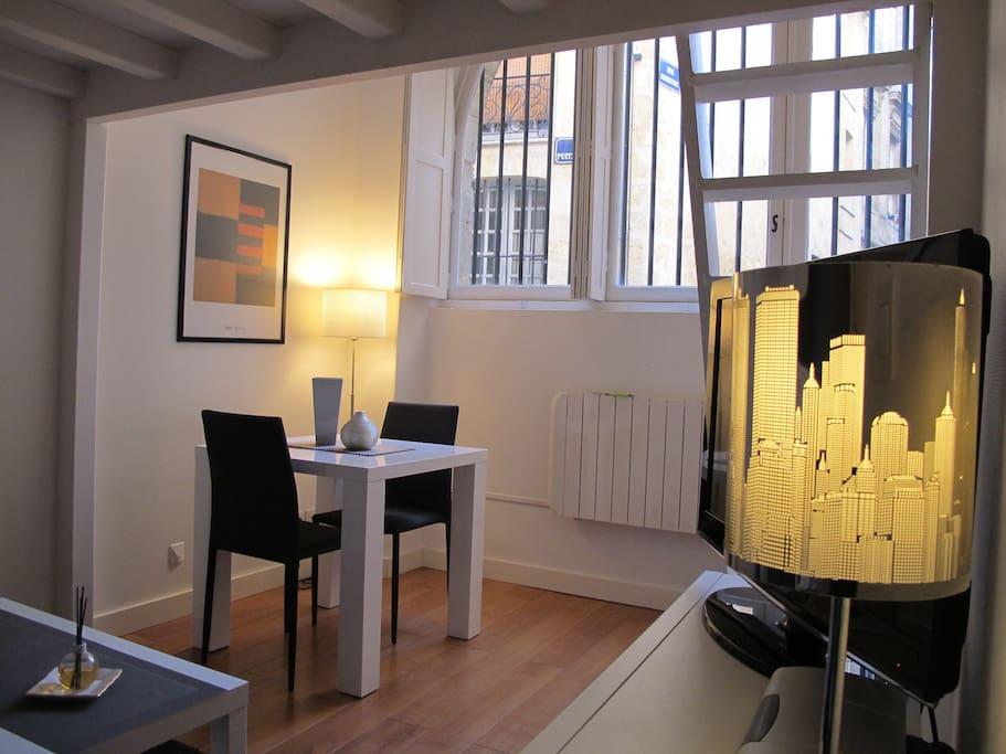 Appart philippart t1 bis 30m appartements louer for Appartement t1 bordeaux location