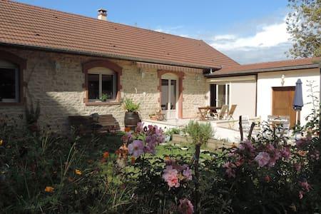 Villa Roland en Bourgogne 4* 125m2 près des vignes - Chagny, Saône-et-Loire - Дом