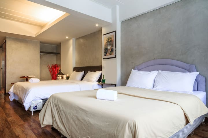 Big room near Suvarnabhumi Airport. - Bang Phli Yai