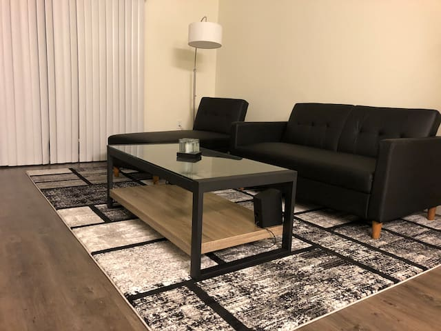 Very Spacious Master BR with Private Bathroom
