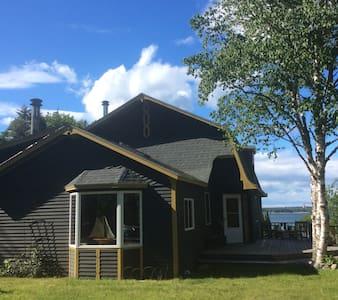 Private rooms at Heaven's Reach - Deer Isle - Casa