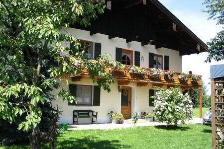 Maison de vacances spacieuse à Feldwies proche des pistes