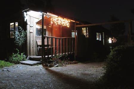 Cabaña en la Ruta del Vino - Placilla - Casa de campo