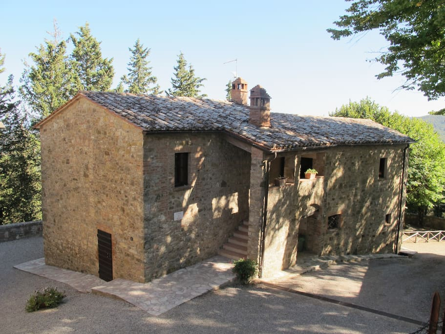 Casa del Neri, external view