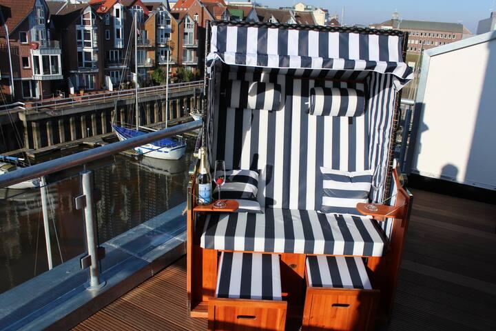 Ferienhaus Hafenzeit Cuxhaven