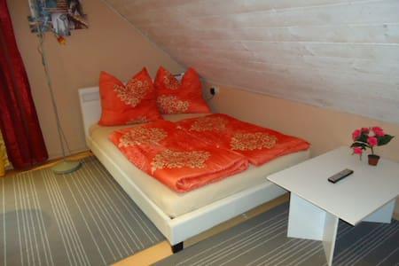 gemütliches kleines Zimmer 2 - Huoneisto