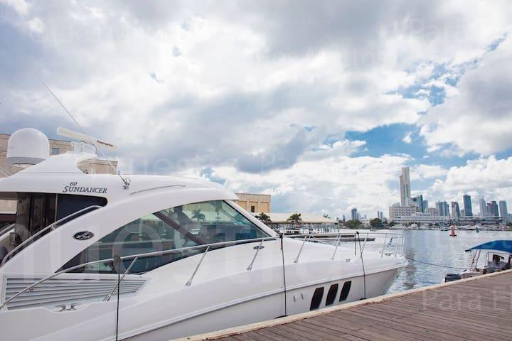 Beautiful Boat 60 Ft - Cartagena  - Boat