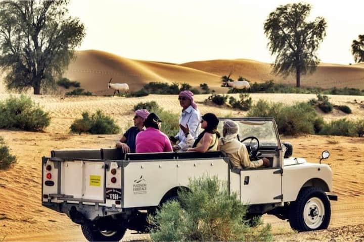 1001 Arabian Nights Await You in Fabulous Dubai