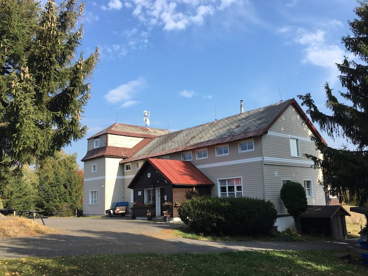 Mountain cottage for 22 pers in Tanvald R81278