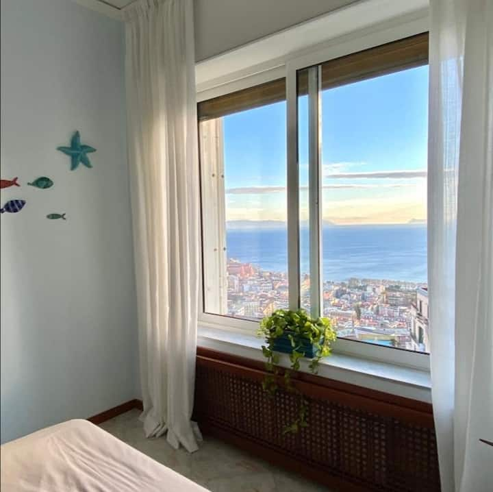 Room with a view - Napoli