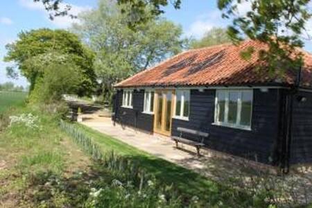 The Cart Lodge, Moat Farm, Fressingfield, Suffolk