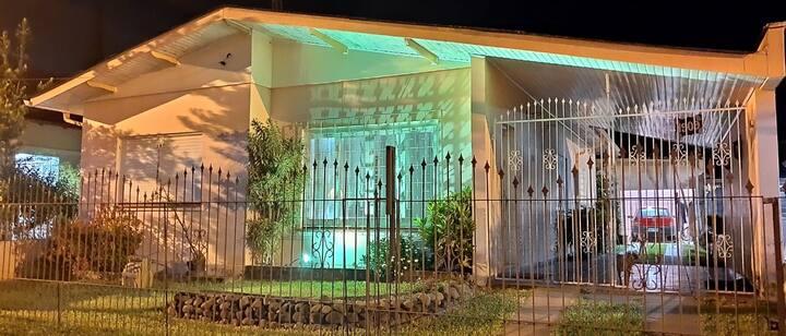 Casa aconchegante com caráter familiar em Taquara.