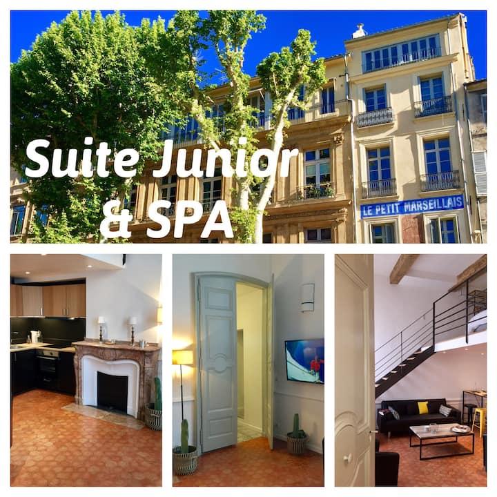 Les Suites du Cours / La Suite Junior & Spa