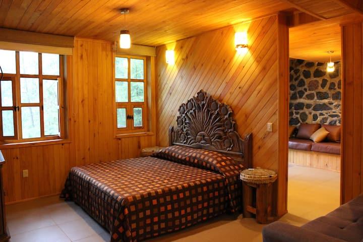 Cabana Romanza Comfort Cabanas Romanza Del Bosque Mazamitla Mexico Airbnb