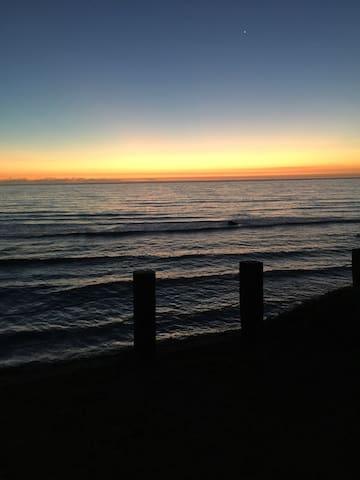 """JUST IN"" OCEAN FRONT CASITA - Ensenada - Casa"