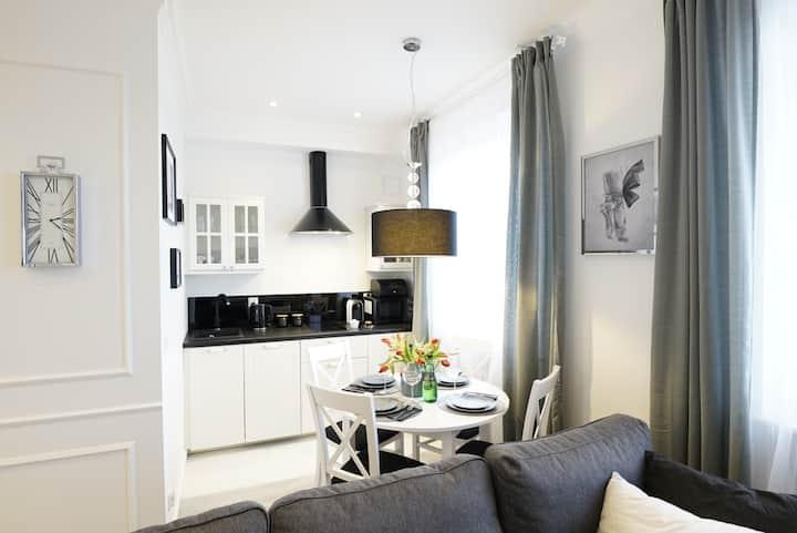 Small Residence - Apartamenty Sienkiewicza De Lux