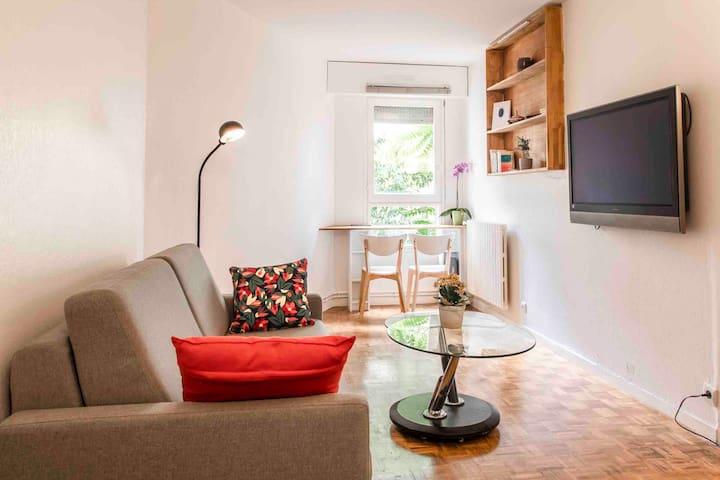 Casbah Parisian 3 - A cozy place in Paris central