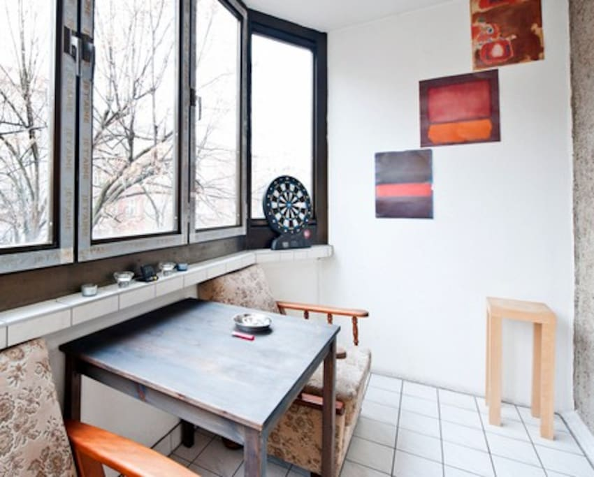 Top Located Double Room in Mitte