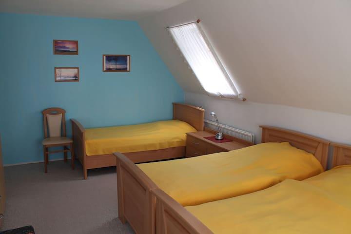 Confortable appartement de vacances près de la plage