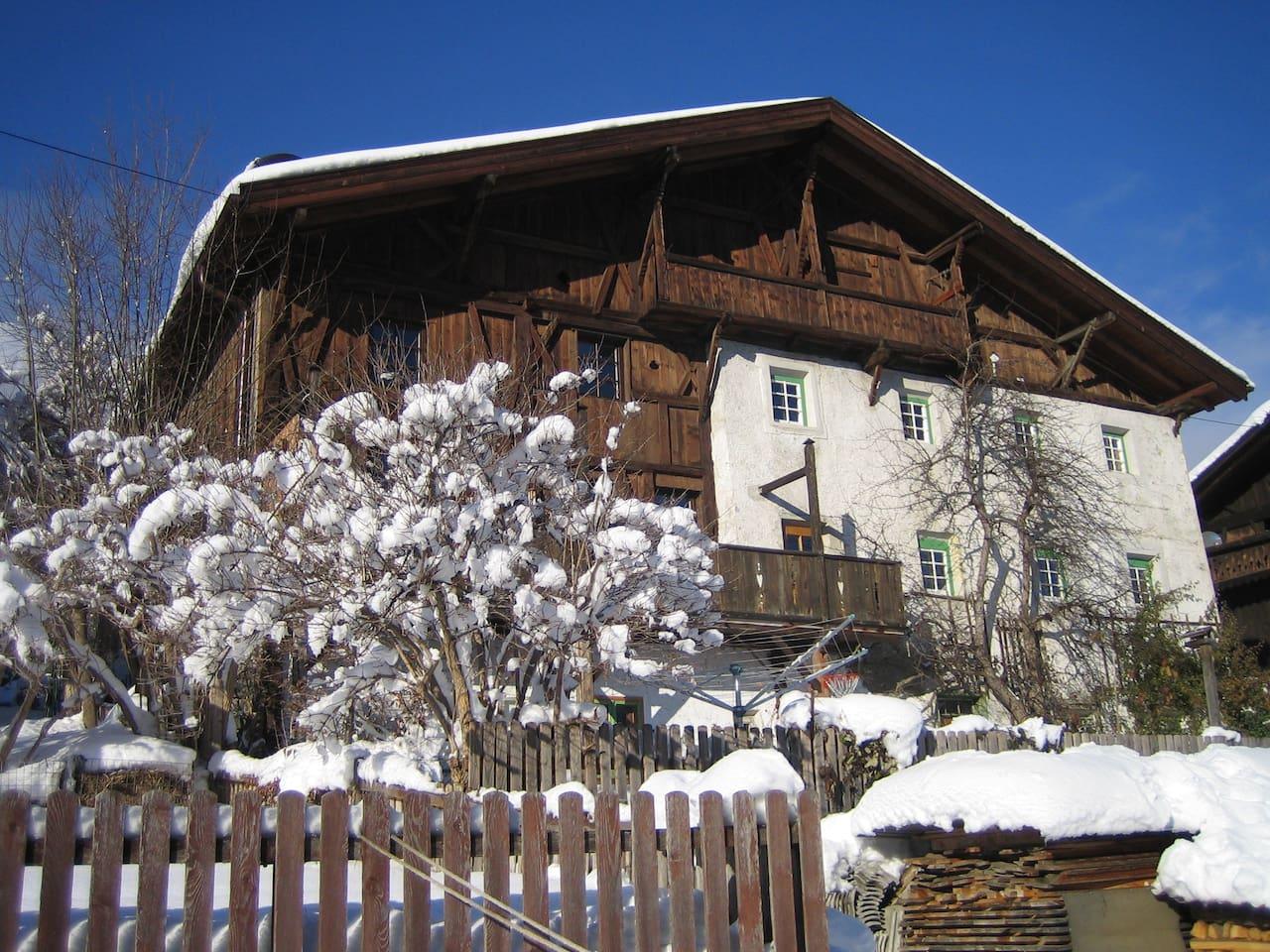 telfes 5 schlafzimmer chalet - houses for rent in telfes im stubai, Schlafzimmer entwurf