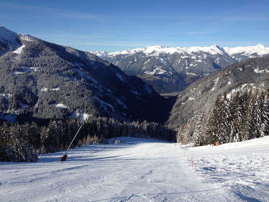 Goldeck Skiarea