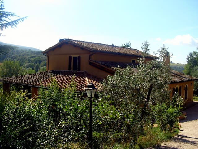 Ancient farmhouse in the Umbria - Narni - House
