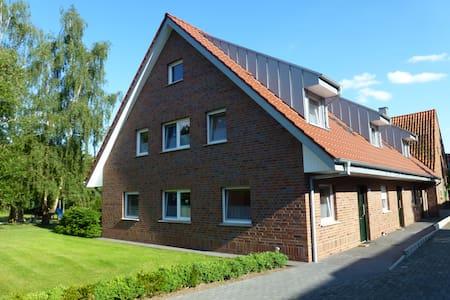 Ferienwohnungen Hof-Rosskamp - Gronau (Westfalen) - Apartament