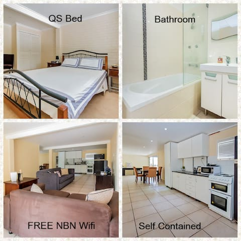 Budget Friendly - Free Wifi - Close to city