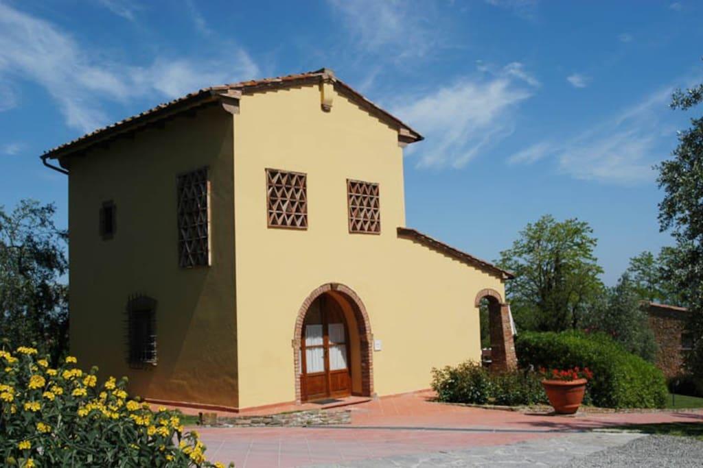 Leonardo house