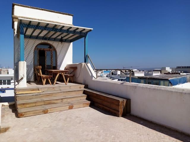 La torre, mini-appartamento sopra i tetti