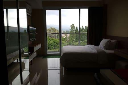 Beautiful Mountain View Apartment in Dago - Coblong