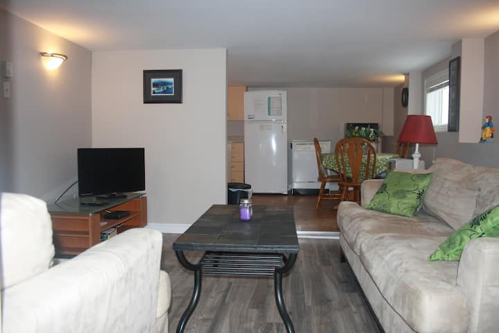 Mummer's Manor - a Cozy apartment in downtown west