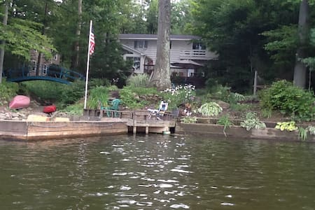 Lake House Retreat for RNC - Chagrin Falls