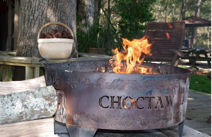 Choctaw Lodge Retreat - Ponce de Leon - Bed & Breakfast